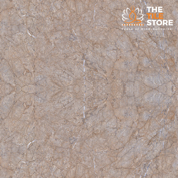 ORIENT BELL SISLEY BROWN DK GLOSSY WALL TILES