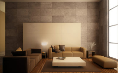 Spruce Up Your Living Room Floor With Tiles